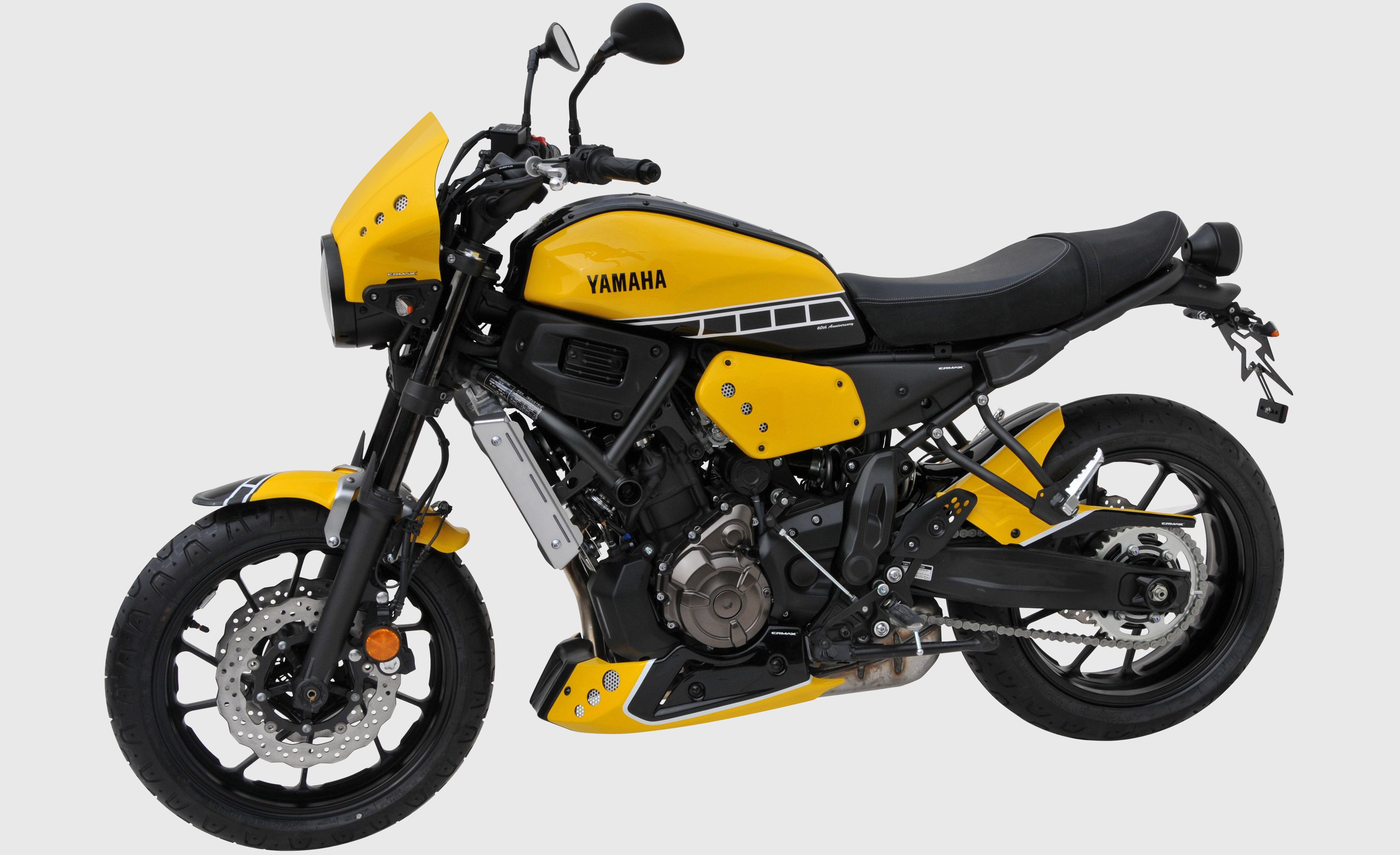 XSR 700 2016 2017on Yamaha Xt 125