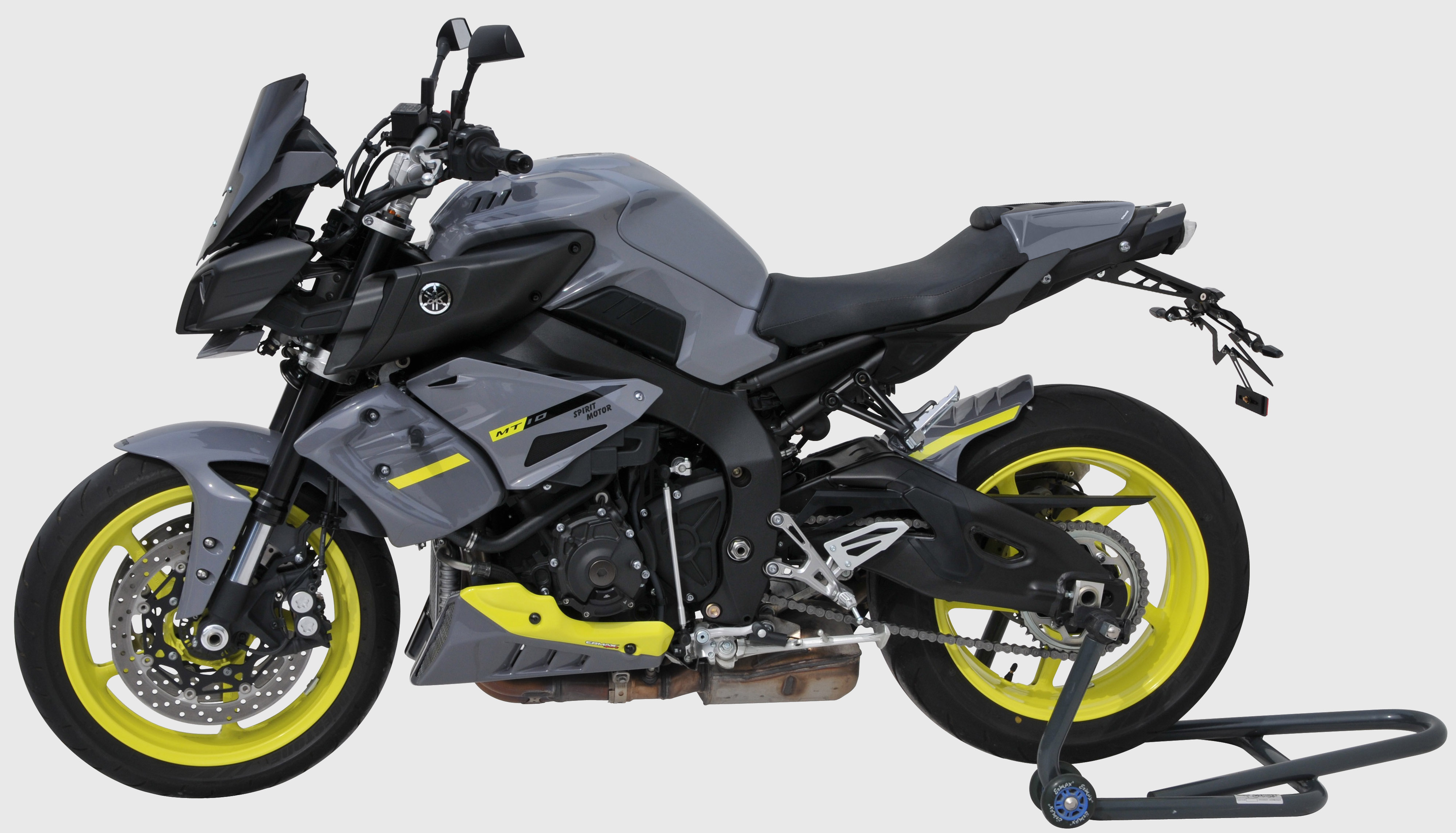 Ermax products by bike for Yamaha mt10 price