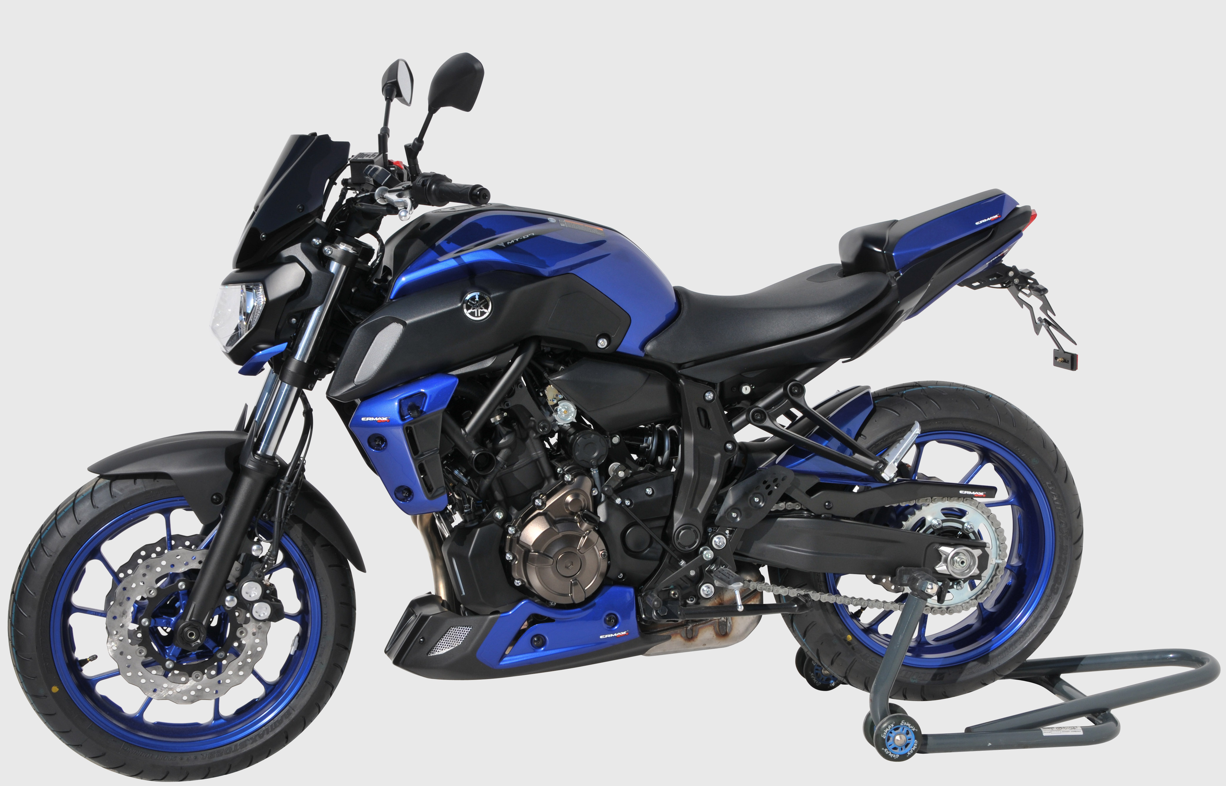 Yamaha - MT 07(FZ 7) 2018/2019 by Ermax