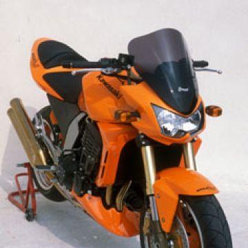Foto cupolino ErMax più alto di 10 cm per Kawasaki KLE 500 >05 e Z1000