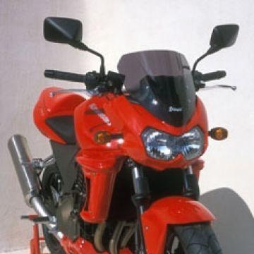 Foto cupolino ErMax più alto di 5 cm per Kawasaki KLE 500 >05 e Z1000