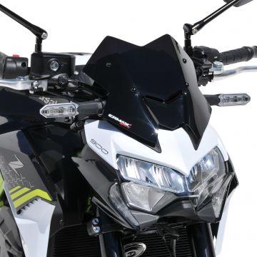 Parabrisas grande tintado Z900 a partir del modelo 2020 Kawasaki