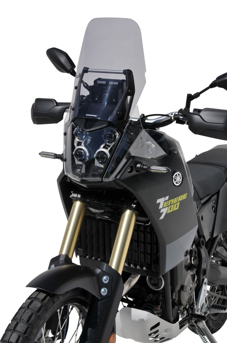 Bulle haute protection Ermax pour XTZ TENERE 700 2019/2020
