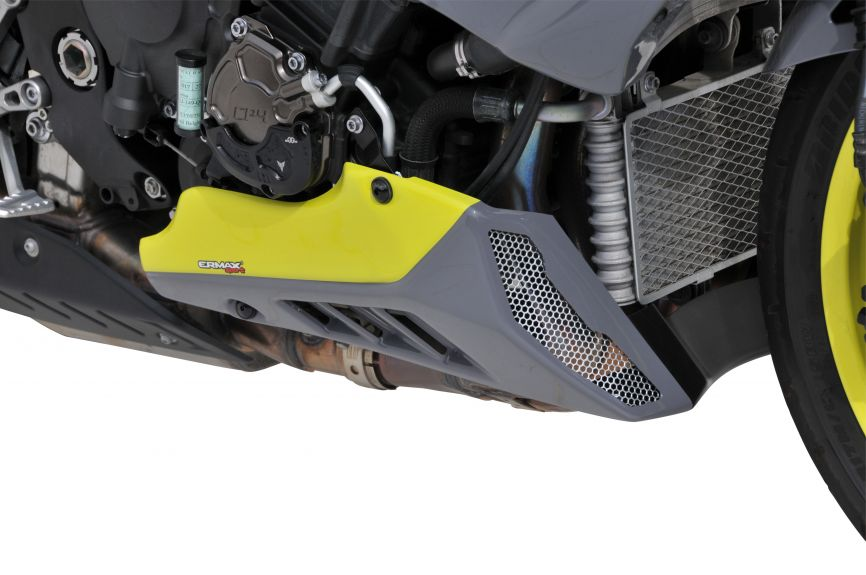 belly pan ermax 3 parts for mt10 2016/2021