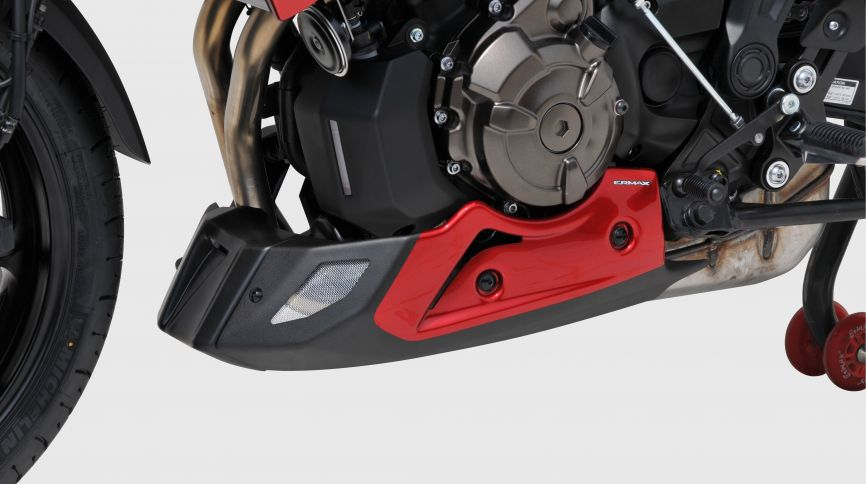 belly pan ermax for mt07 TRACER 2016/2019
