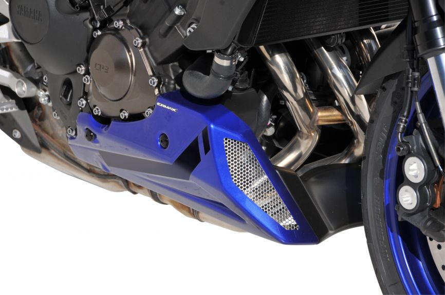 belly pan ermax for mt09/fz 9 2017/2020