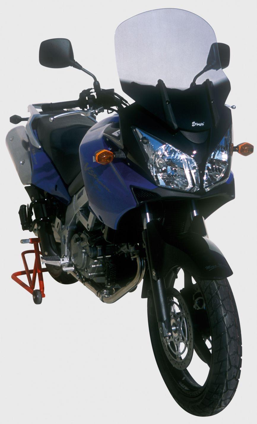 high protection windshield ermax for DL 650 v   STROM 2004-2011