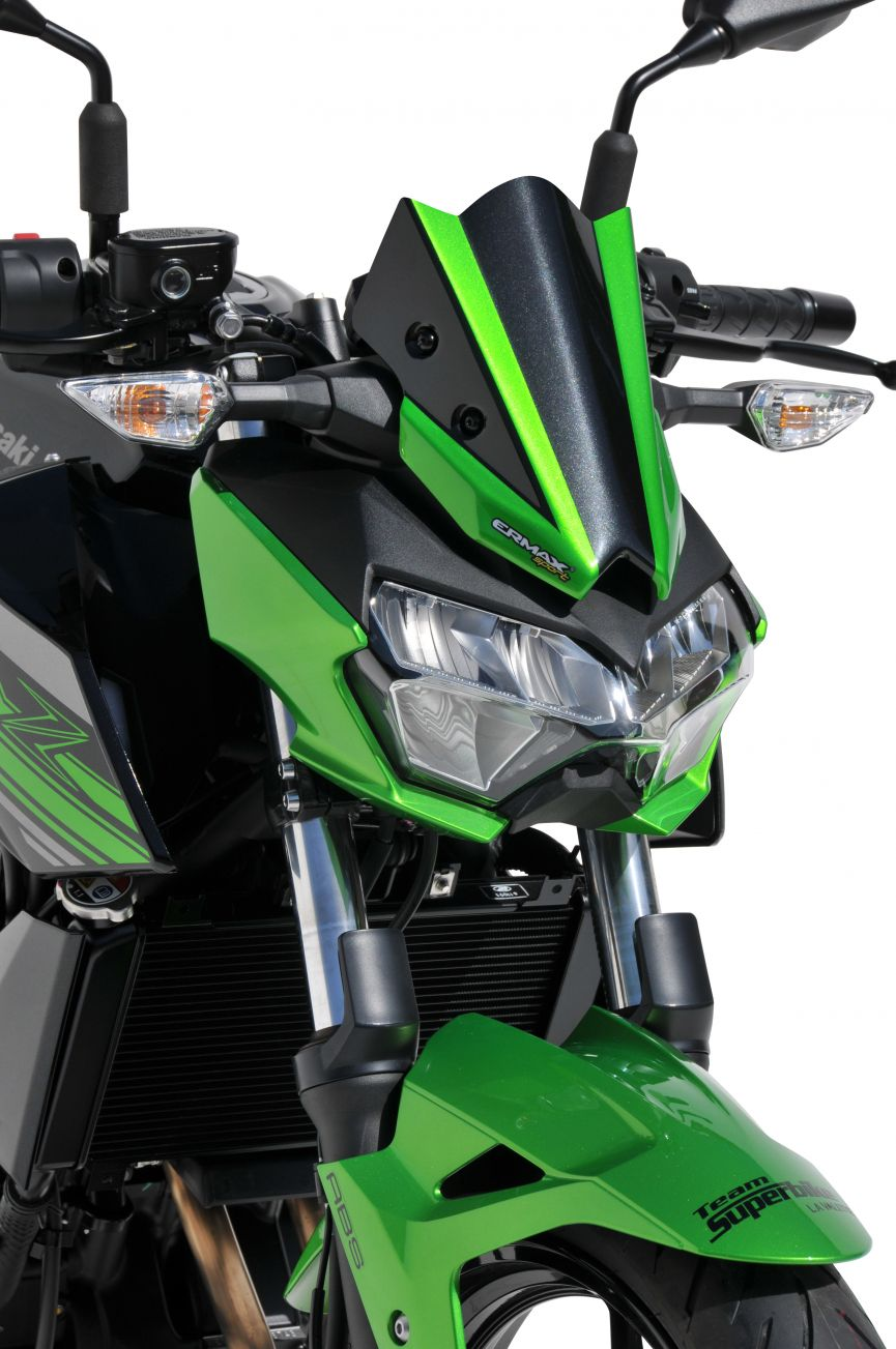 nose fairing ermax for z 400 2019 /2020
