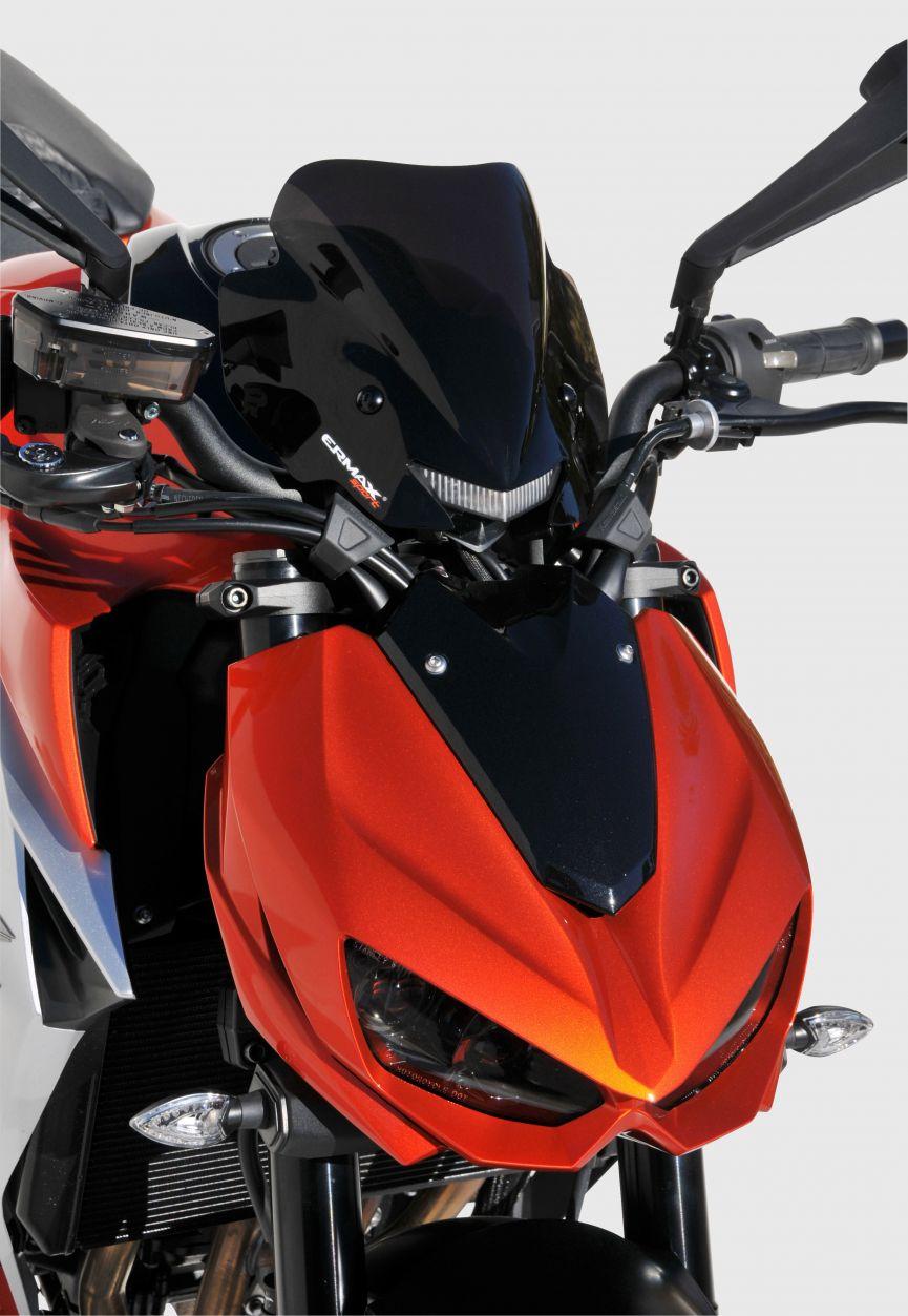 nose screen hyper sport ermax for Z 1000   2014/2020