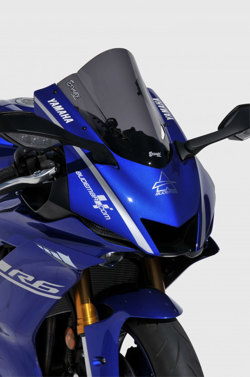 screen Aéromax TO ermax for YZF R6 2017/2020
