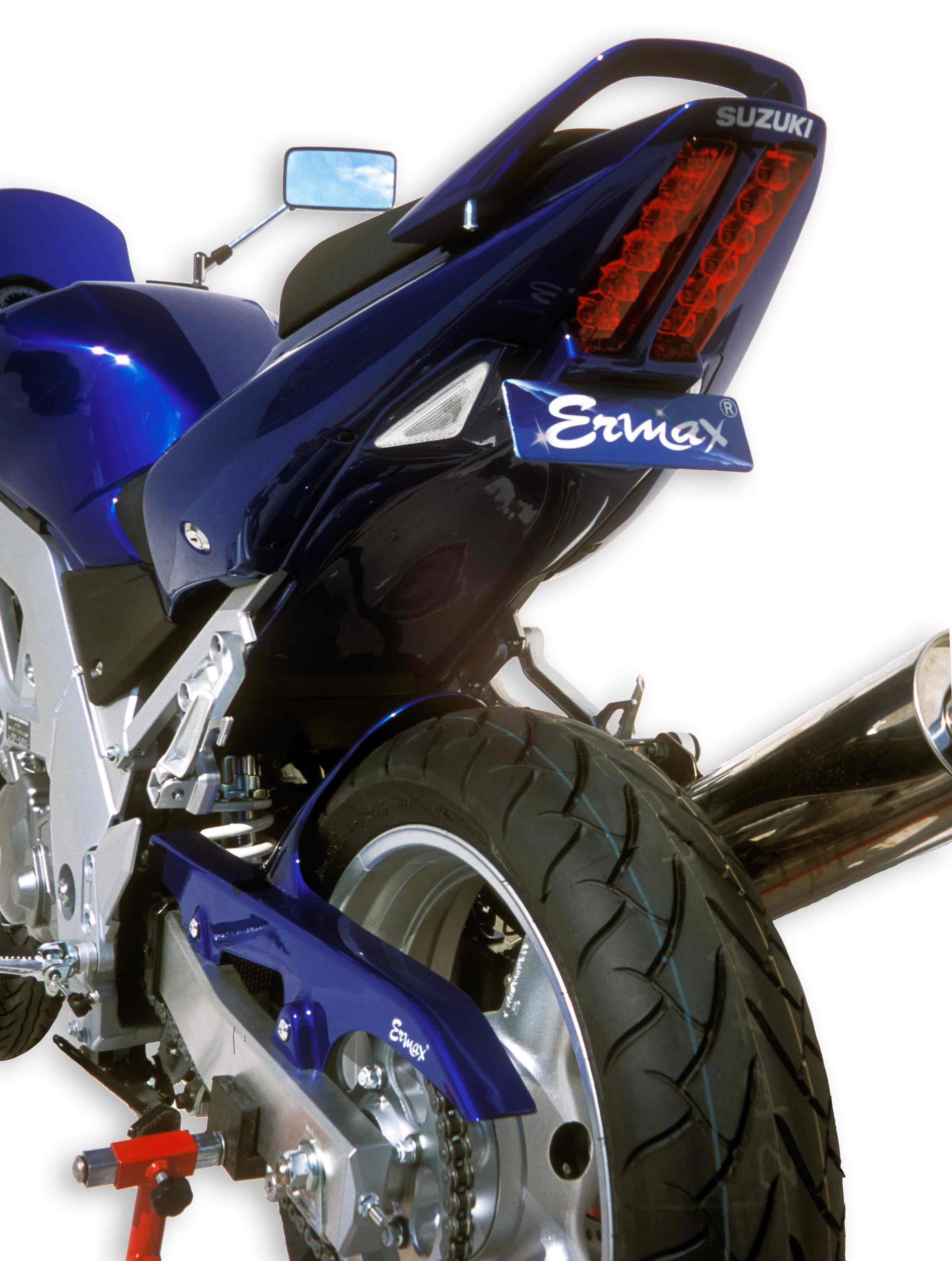 Moto Arri/ère Splash Guard Garde-Boue Pour Kawasaki Z900RS