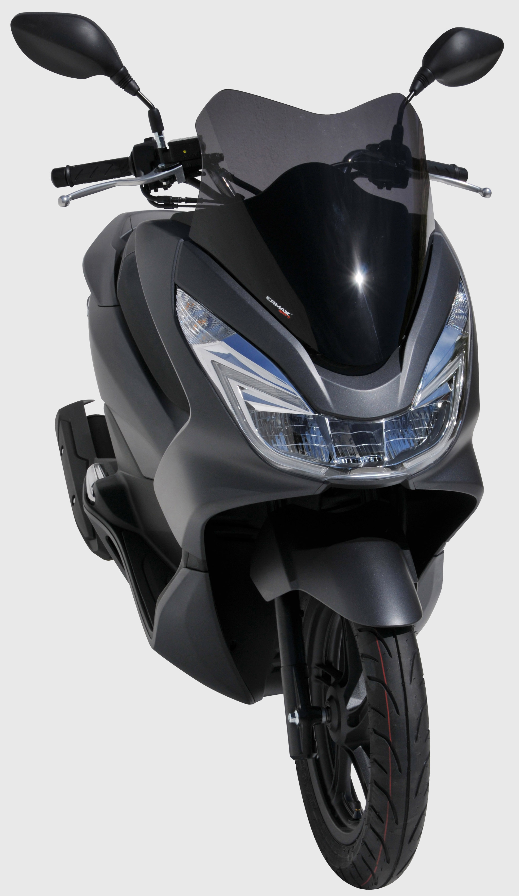 Windshield sport ermax for pcx 125 150 2014 2017